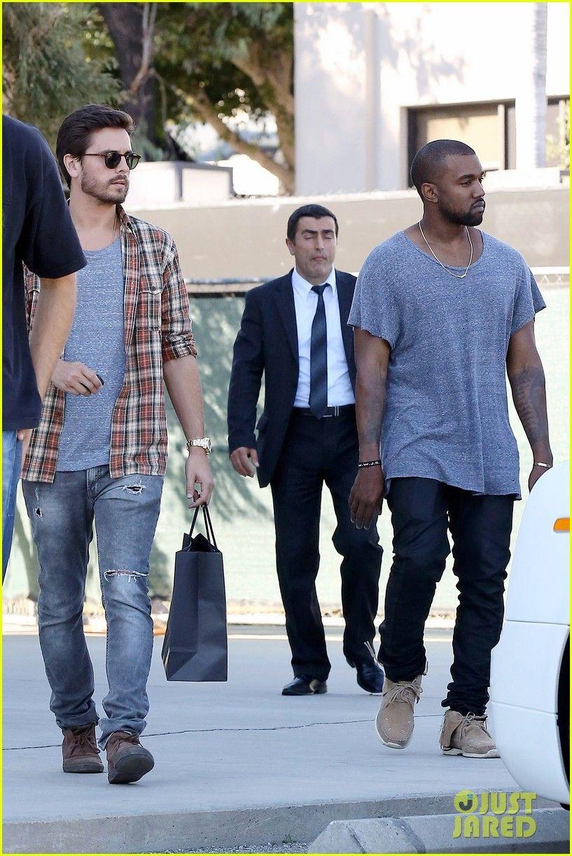Kanye West Goes Shopping With Scott Disick Kanye West Kanye Fashion Gilmore Girls Funny