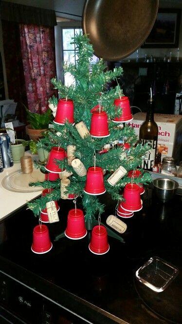 Drinking tree