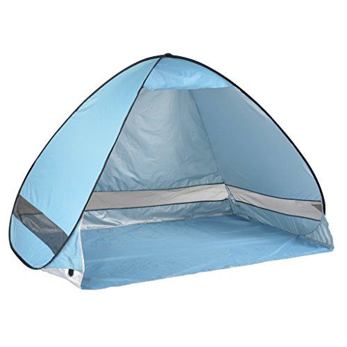 Michael Josh pop up beach tent sun shelters if youu0027re looking for an easy  sc 1 st  Pinterest & Michael Josh pop up beach tent sun shelters if youu0027re looking for ...