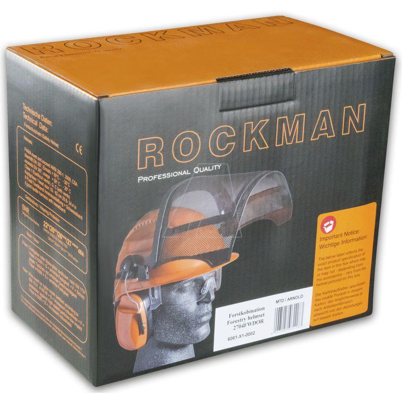 ROCKMAN Visierhalter f.Gehörschutz