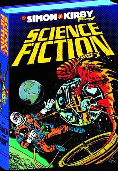 La Biblioteca de Simon & Kirby, science fiction