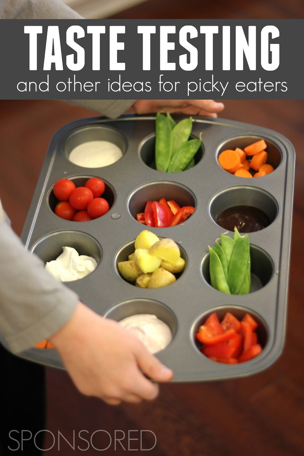 Toddler Approved Simple Ideas for Picky Eaters Sponsored by Nutrimom