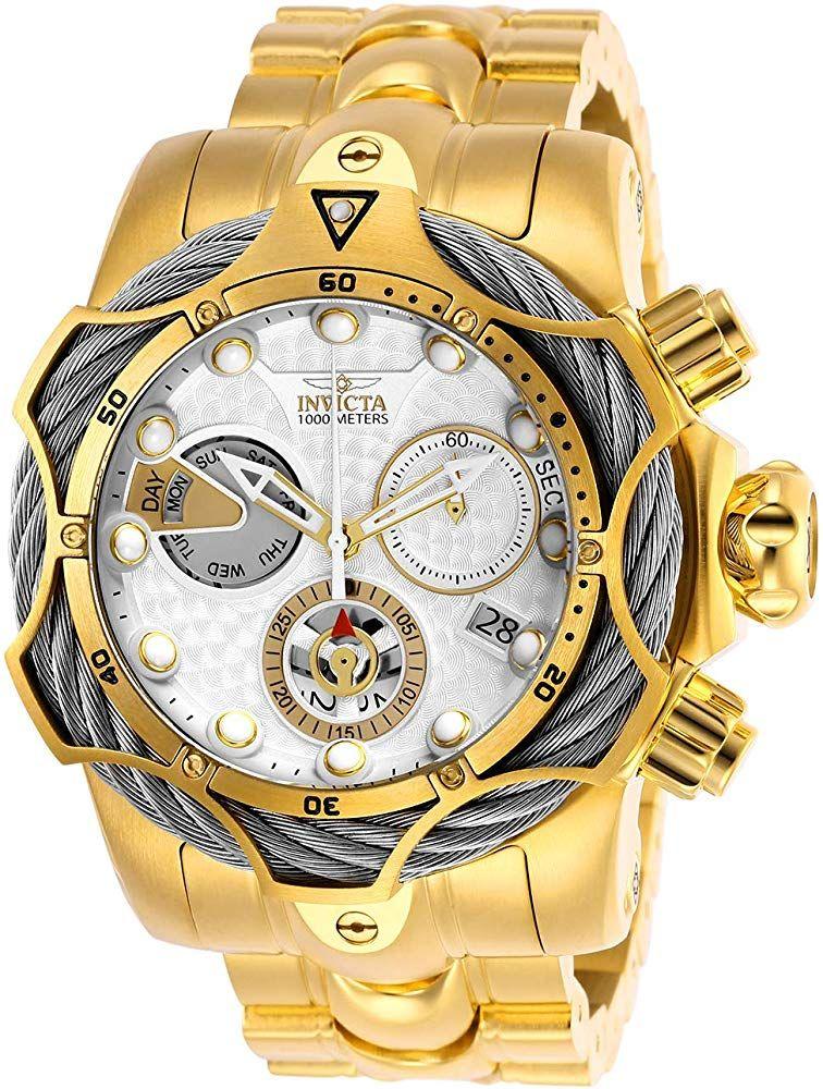 9 Ideas De Reloj Invicta Dorado Reloj Invicta Reloj Reloj De Hombre