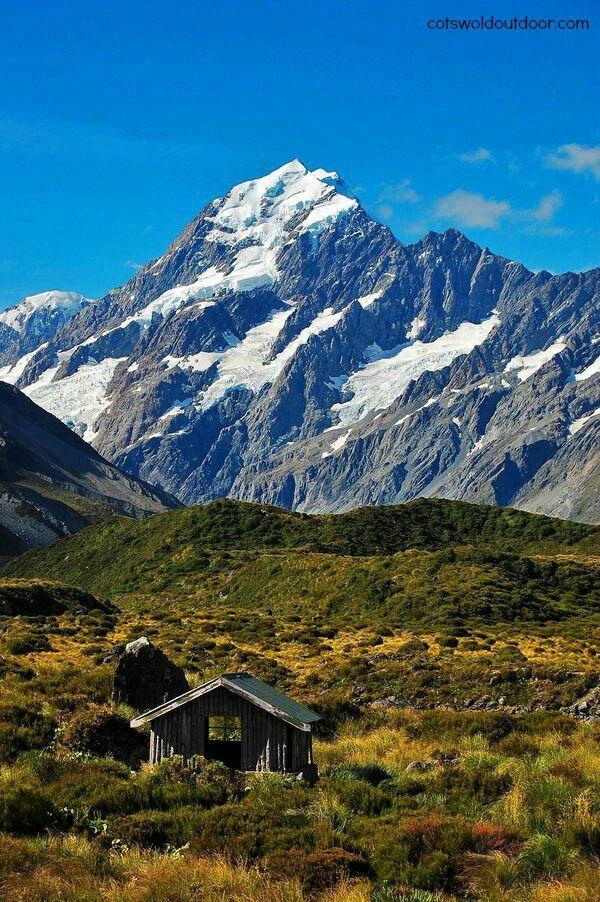 Tahukah Anda, Aoraki adalah nama Gunung Cook dalam bahasa ...