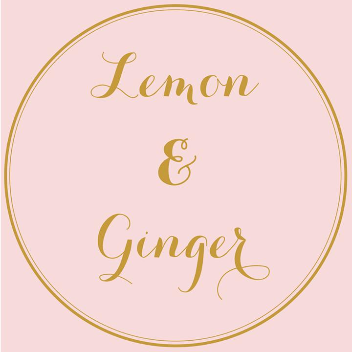 Joana Rita: Lemon & Ginger