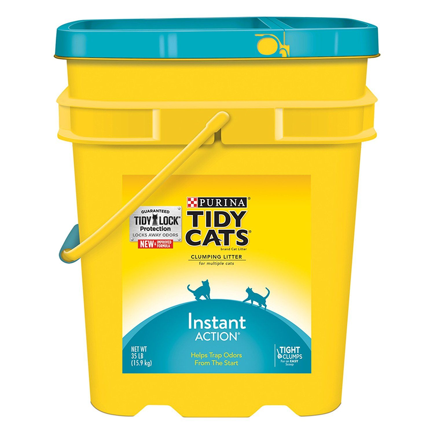 Purina Tidy Cats Instant Action Clumping Cat Litter * Want