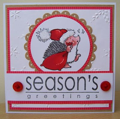 Stamps, Pencils and Paper!: Penny Black Christmas...