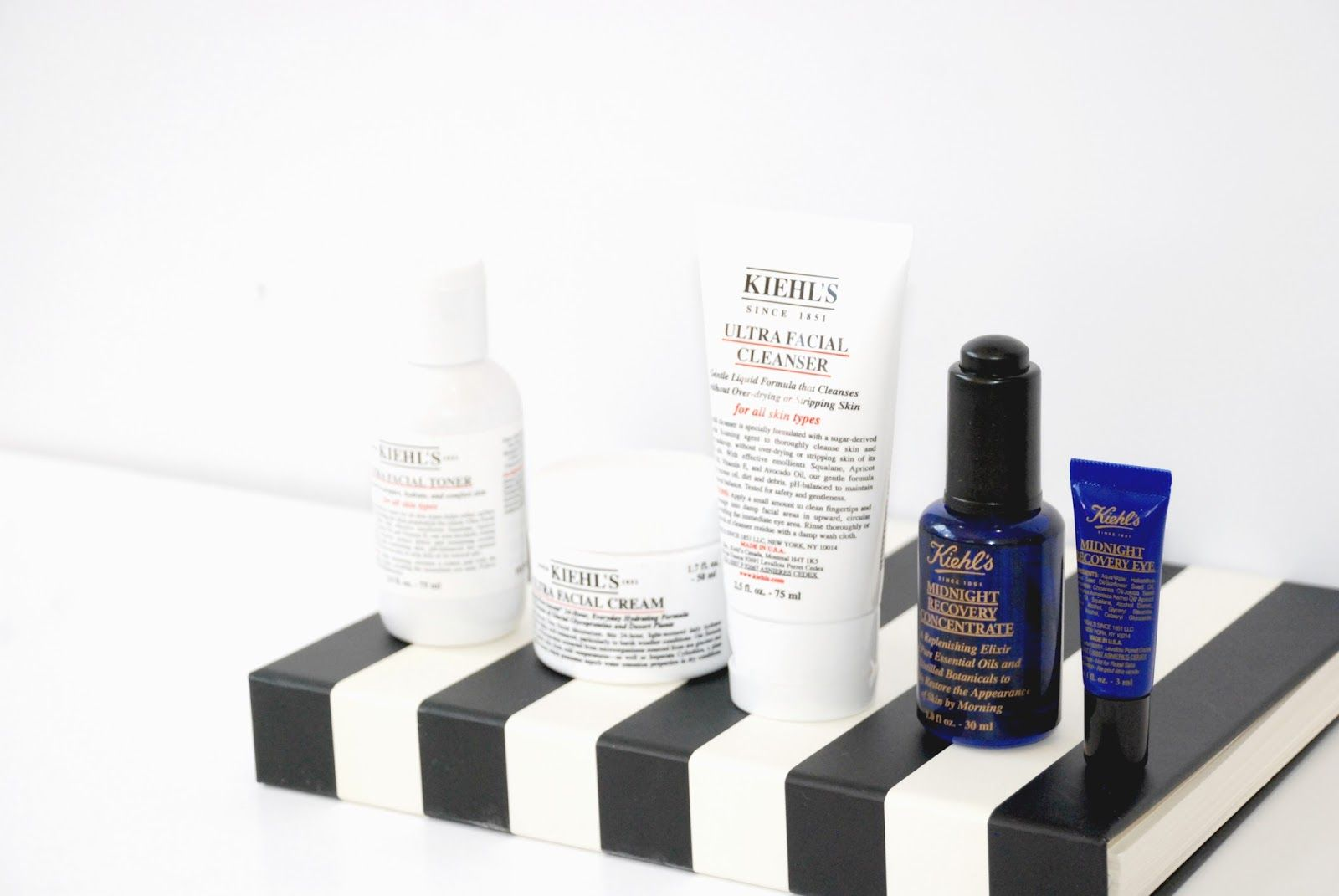 Why you should invest in Kiehl's Skincare! LEMONAID LIES