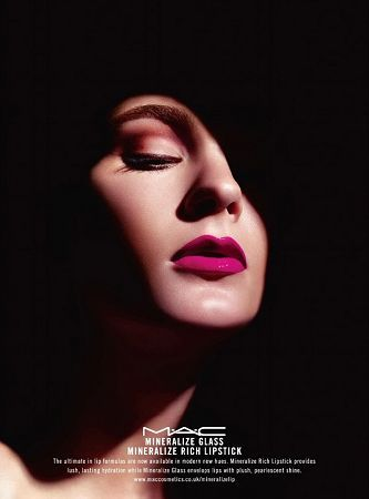 Mac Cosmetics On Twitter Cosmetics Advertising Lipstick Ad Beauty Ad