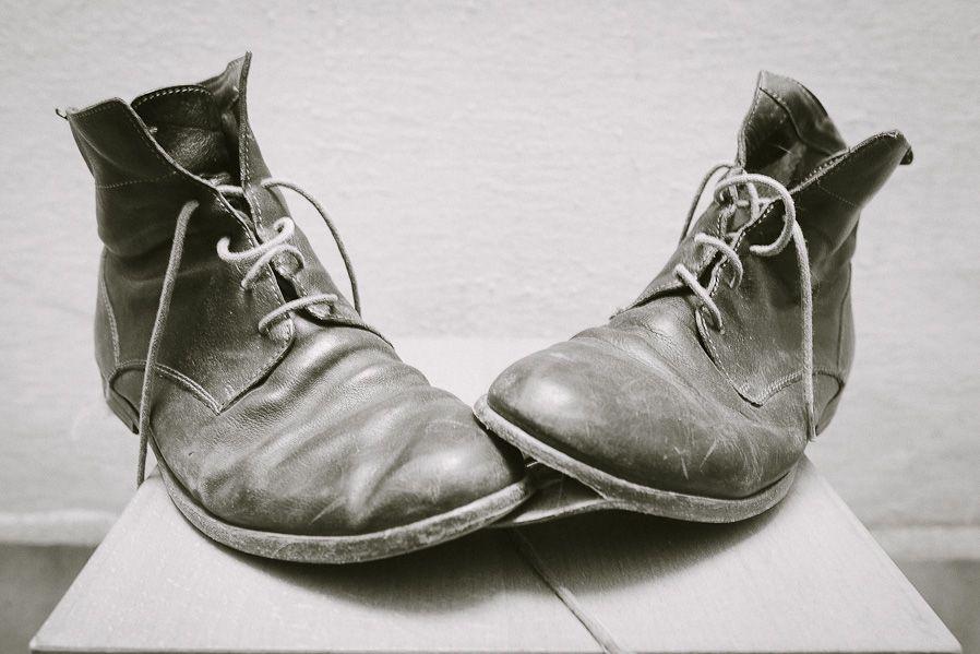 Old shoes (Camper)