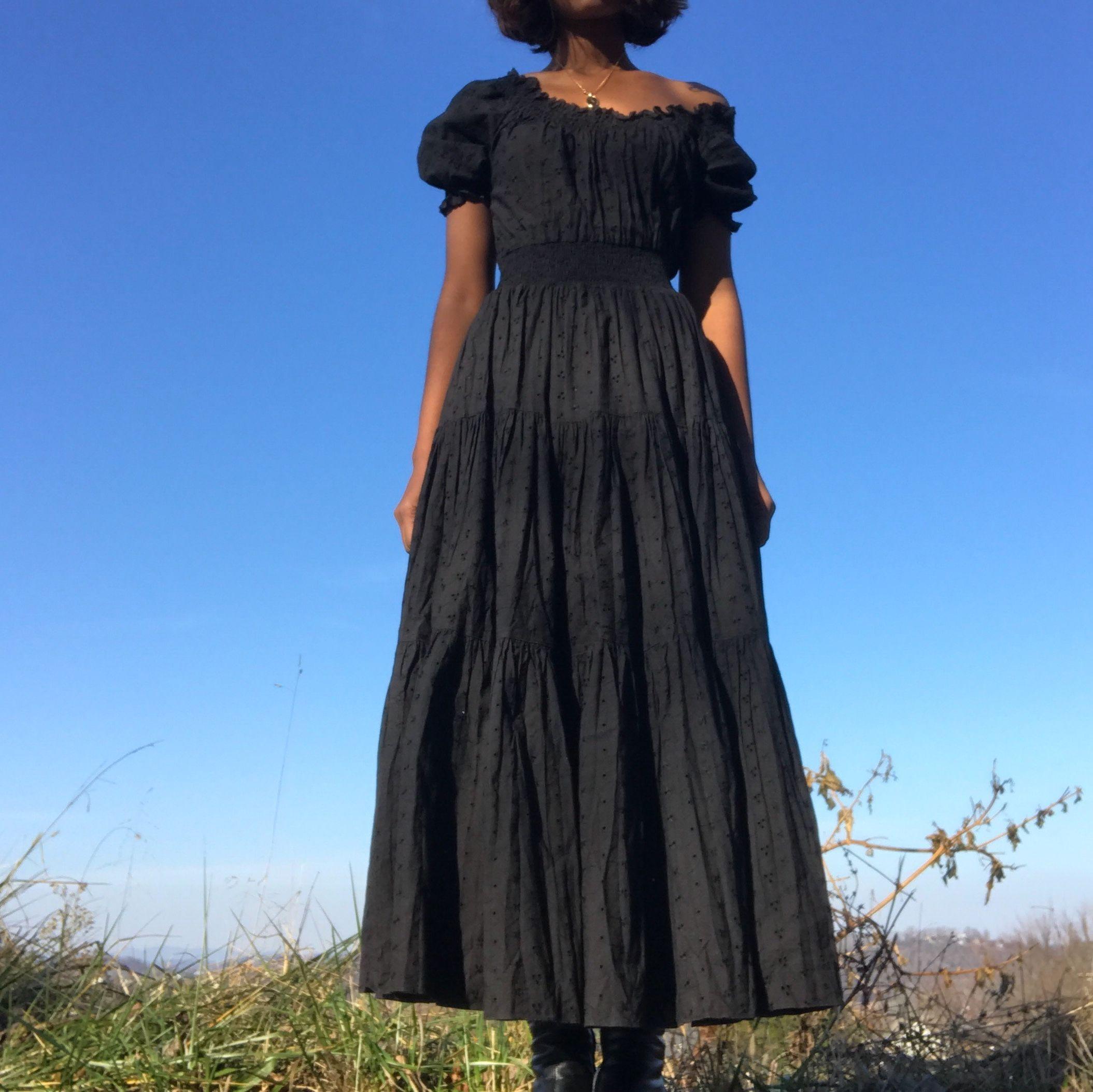 Vintage 70s Dress Vintage Dress Dress Retro 1970s Party Dresses Halter Dress Black Dress Gothic Dress Vintage Dress 70s Grunge Dress Fashion [ 1099 x 736 Pixel ]