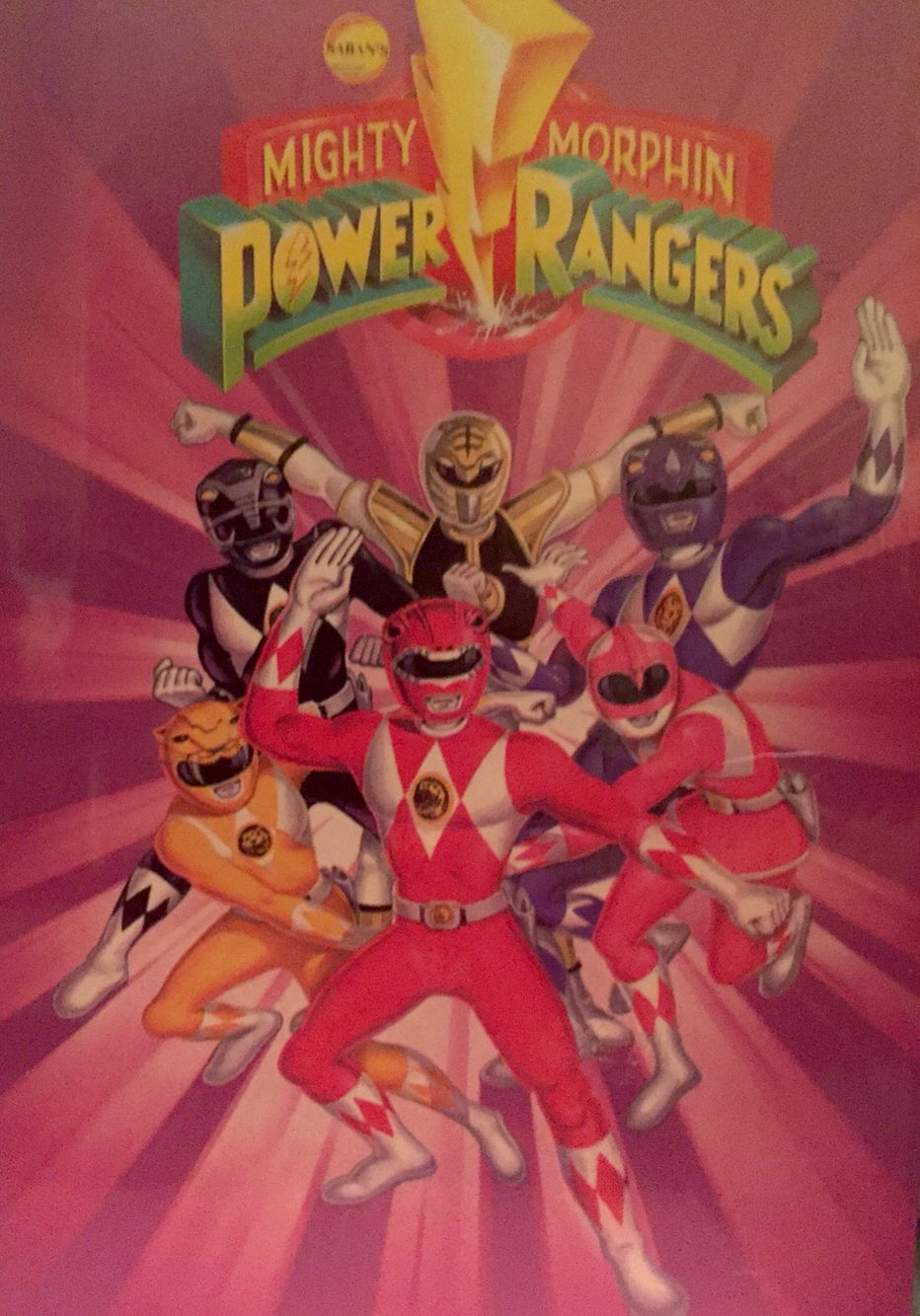 Power Rangers Personalized Book 2 for $20.  Choose any 2 books, does not have to be 2 of same book.  Can also be for different children.    To order: call Lisa at 440-289-3335