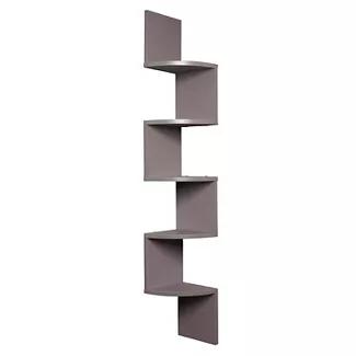 Corner Shelf Target Wall Mounted Shelves Corner Shelves