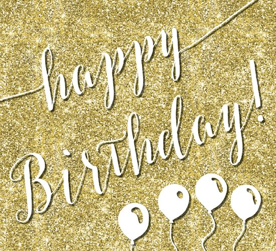 Send This Classy Jazzy Birthday Card To A Glam Girl You Know HappyBirthday Ecard Free Cards Greetings Wishes Birthdayideas Birthdaygirl