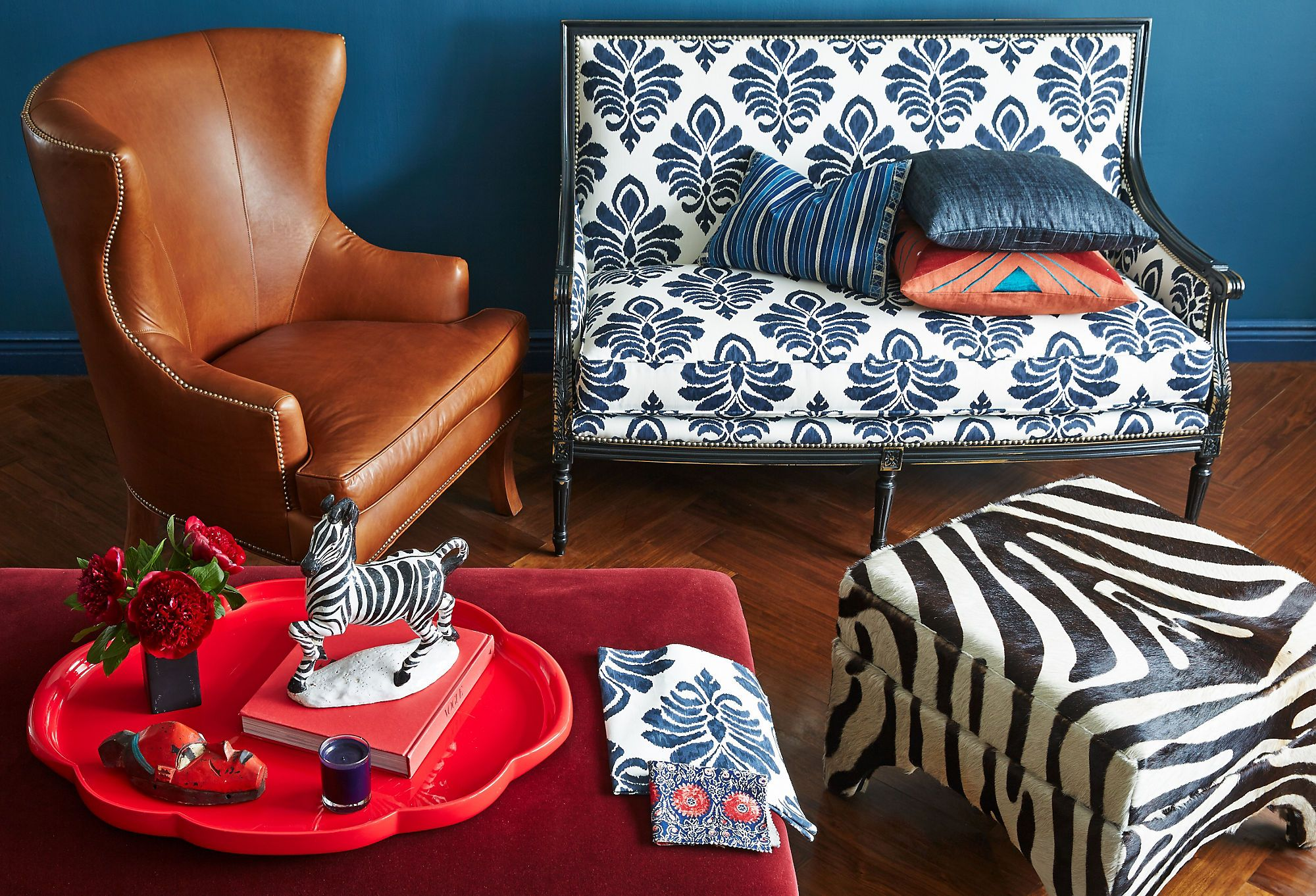In Season: Inviting Upholstery
