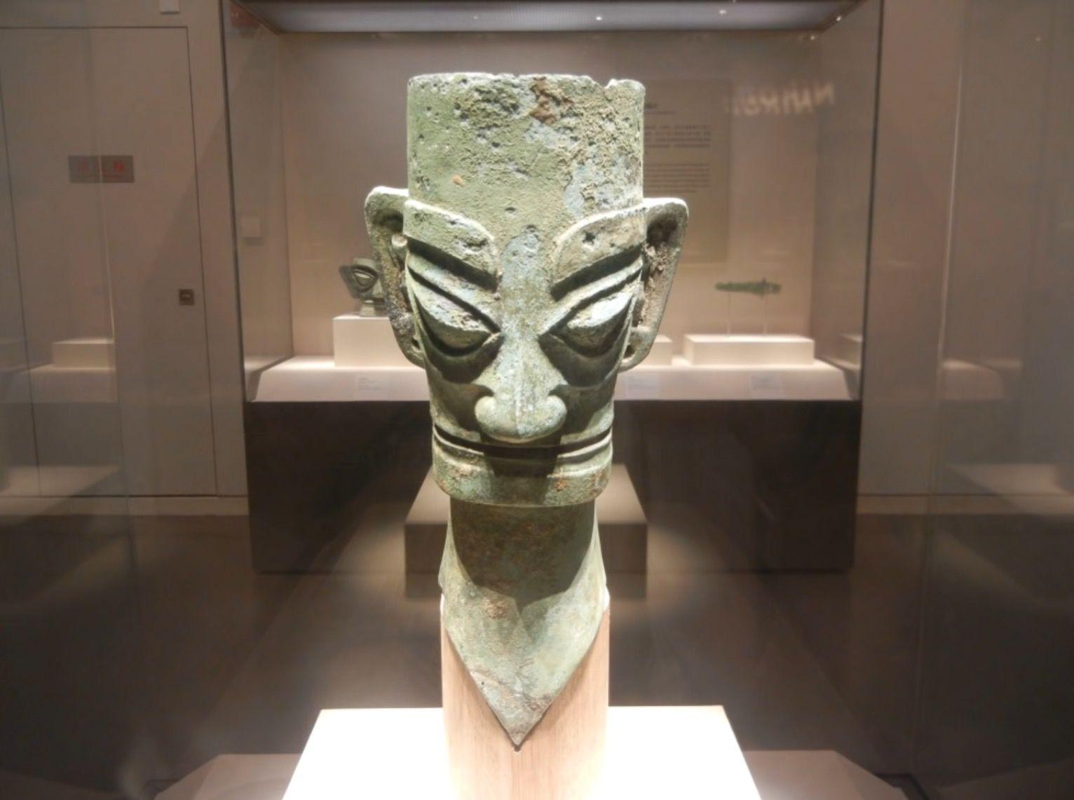 Hallazgos Arqueologicos De La Antigua Cultura China