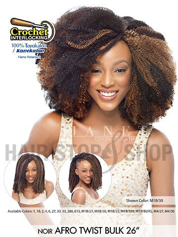 Afro Twist Bulk 26 Inches Long Synthetic Bulks Afro Twist 26 Afro Twist Mohawk Styles Afro