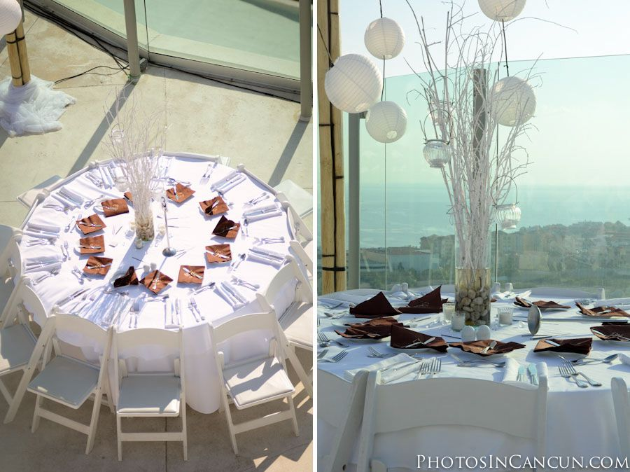Beach Wedding And Reception Packages Cancun Beach Palace Wedding