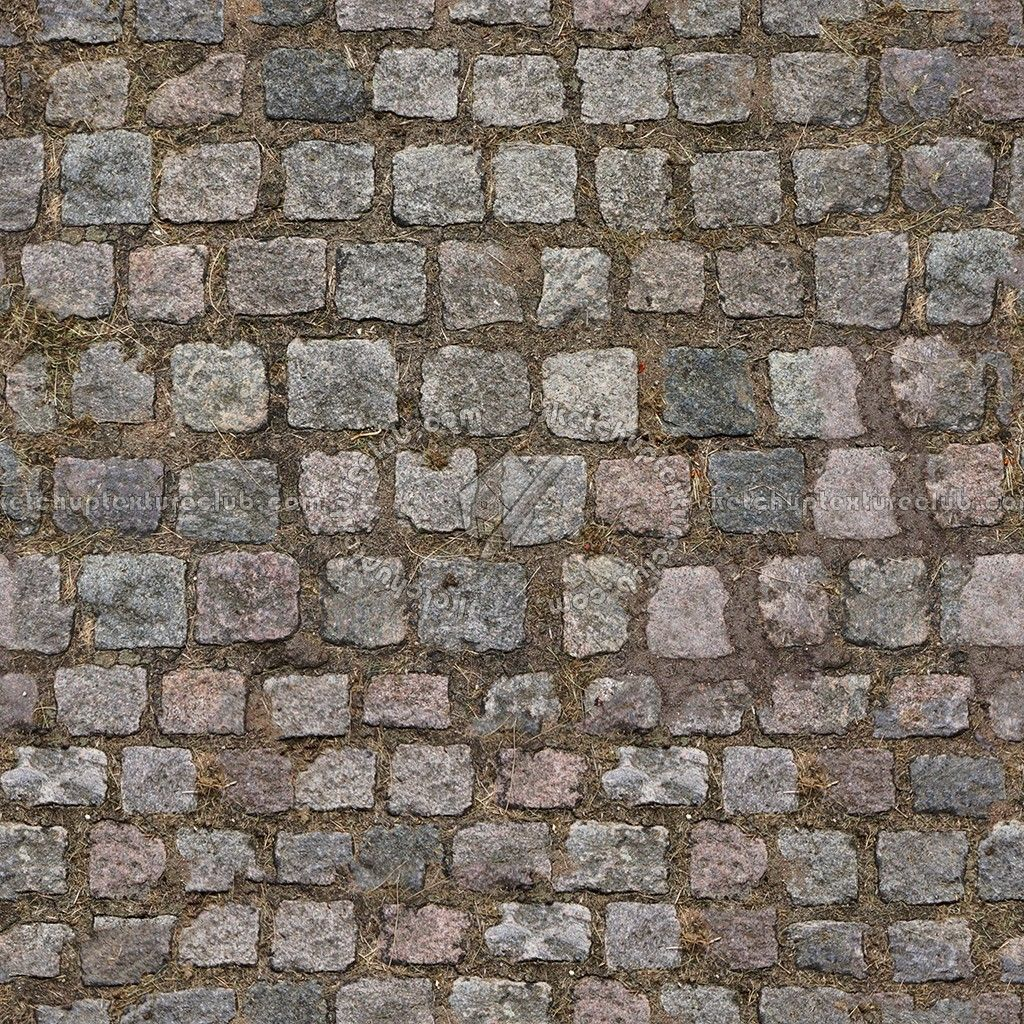 . cobblestone paving streets textures seamless   items on the map in