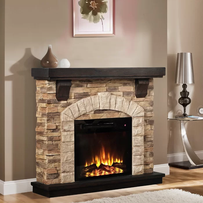 Manford Electric Fireplace Electric Fireplace Electric