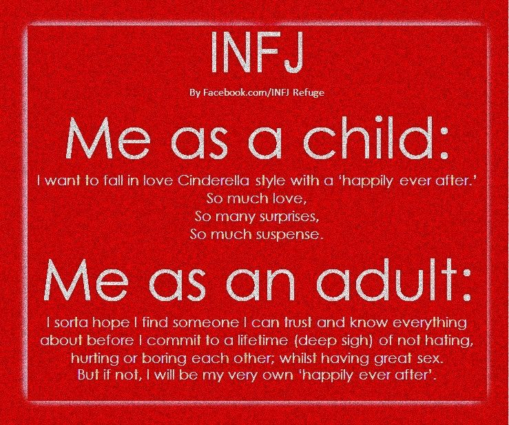 Fuuuuh FR | INFJ | Infj infp, Infp, Infj personality