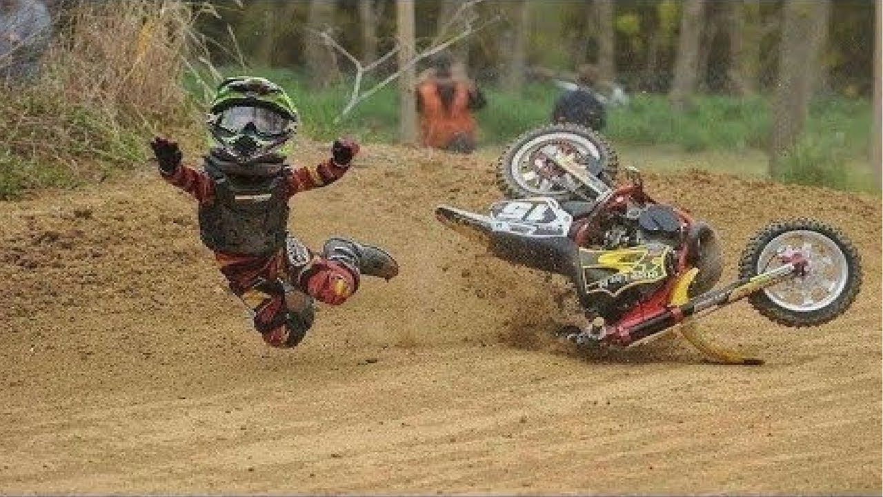 Reacting To Funny Dirt Bike Crashes 2018 Dirt Bikes Dirt