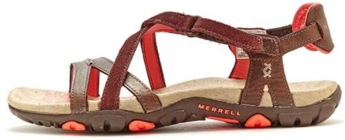 cb43c8f1ff35 Merrell-Sandspur-Rose-Leather-Women-Sandals-in-Brown-J289634C I Got These!!!