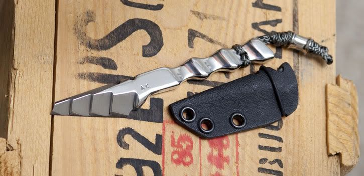 New Amsler Knives Are In The House Knife Neck Knife Cool