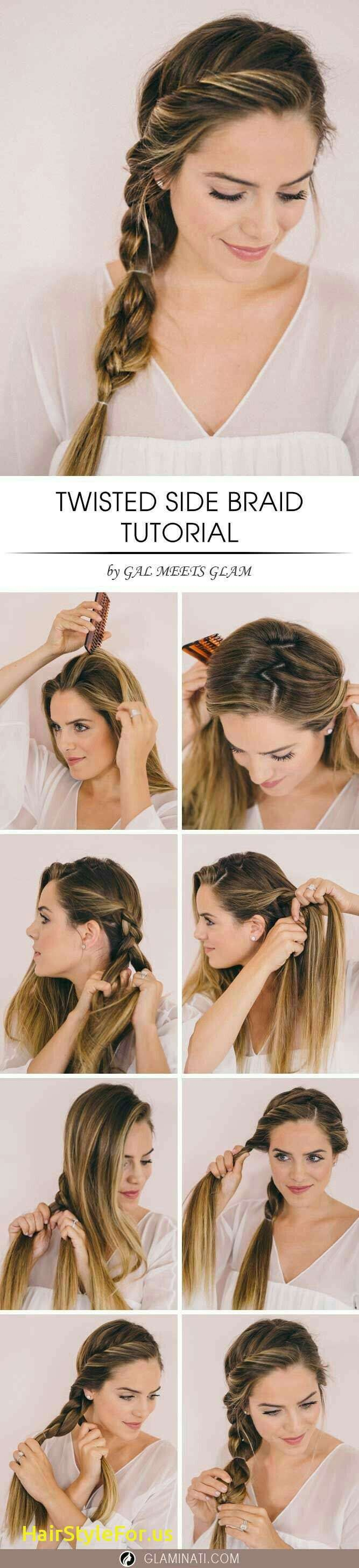 Elegant How to Do A Perfect Side Braid  Hairmakeup  Pinterest