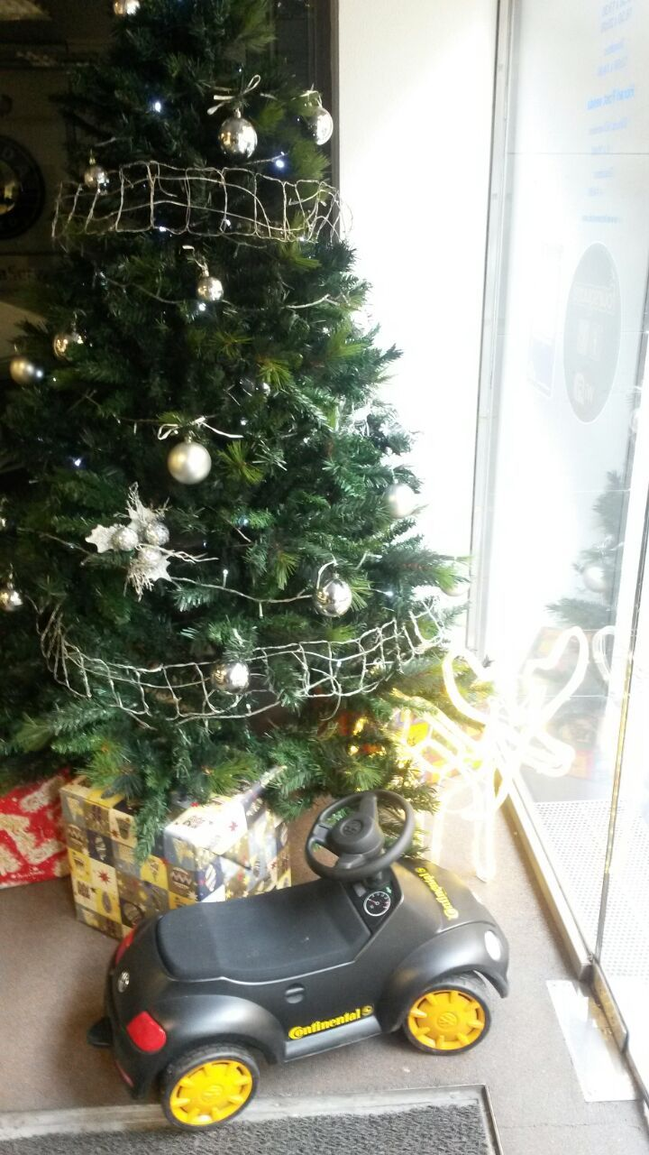 Navidad 2014 en Letamendi.