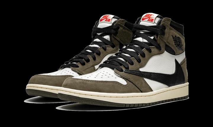 Air Jordan 1 High Og Ts Sp Travis Scott Cd4487 100 2021 In 2021 Air Jordans Travis Scott Shoes Travis Scott