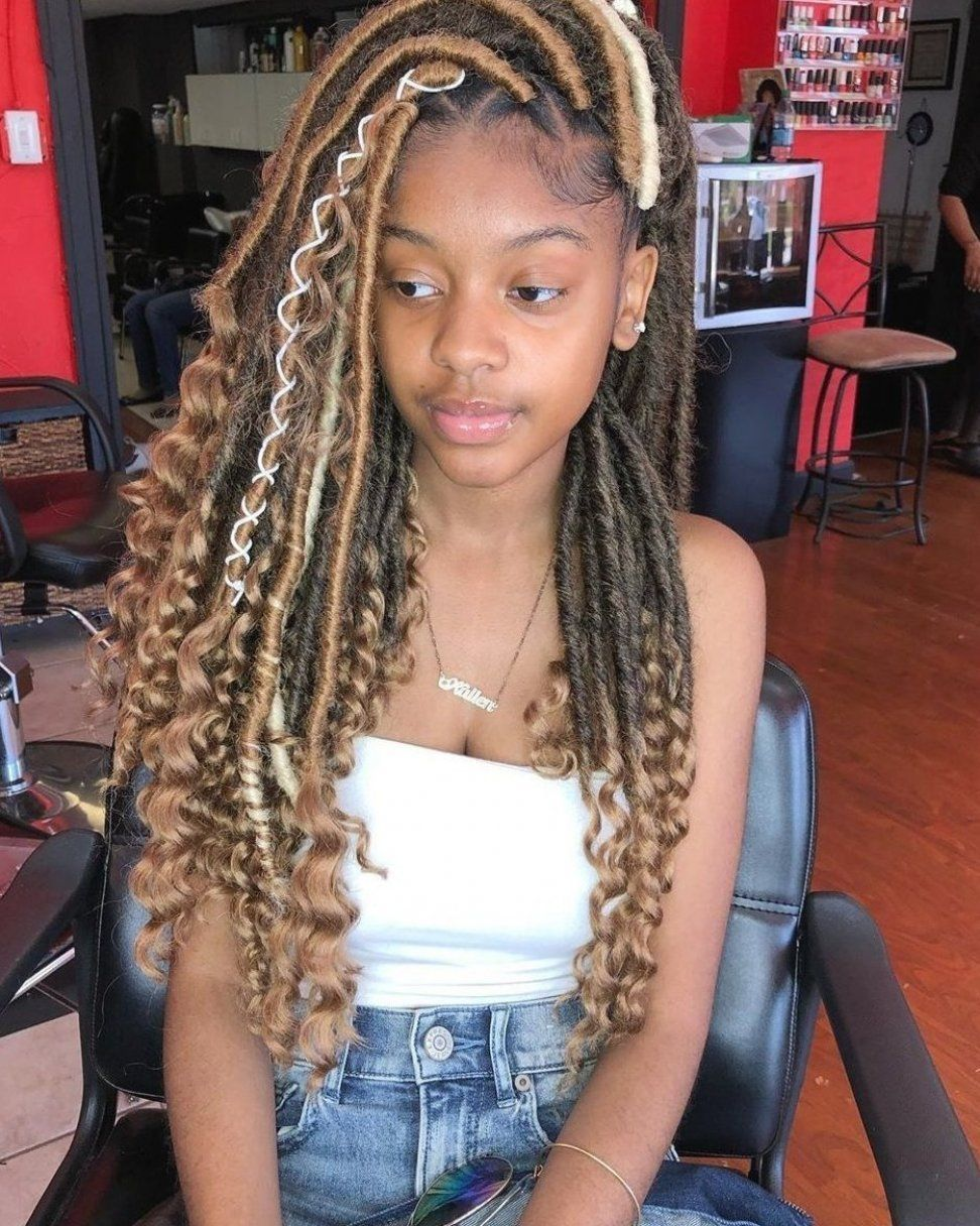 Braided Hairstyles Demo French Braid Hairstyles Braided Hairstyles For 13 Year Olds Brai In 2020 Weave Hairstyles Braided Braided Hairstyles French Braid Hairstyles