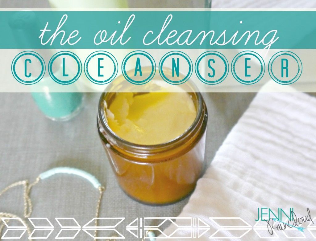 The Oil Cleansing Method Cleanser | NATURAL BEAUTY AND