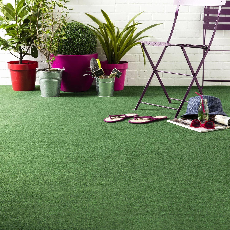 luxury tapis imitation gazon planter