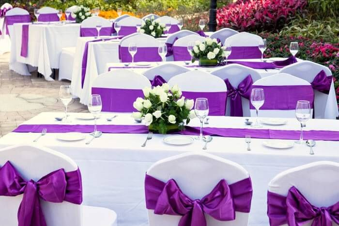 Hochzeitsdeko Lila Wedding Ideas Wedding Purple Wedding