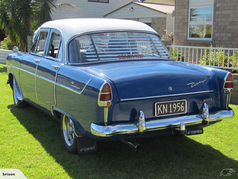 Ford Zephyr Mk2 1956 Ford Zephyr Ford Classic Cars