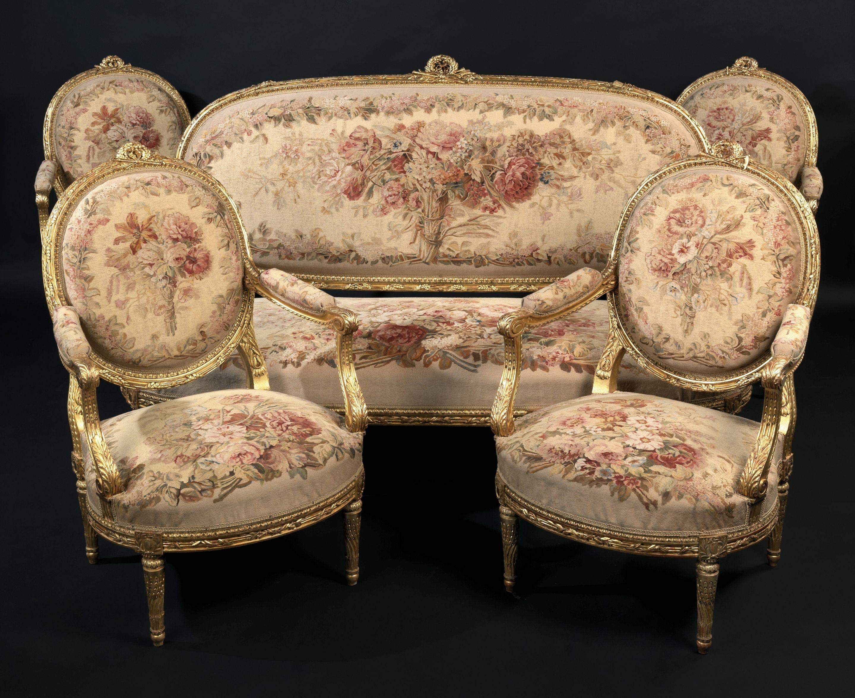 Louis Xvi Stoel : Louis xvi style salon google search salon classic furniture
