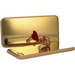 Photo of Luxus Mirror Case von Casylt in Gold für Ihr iPhone 8 Plus