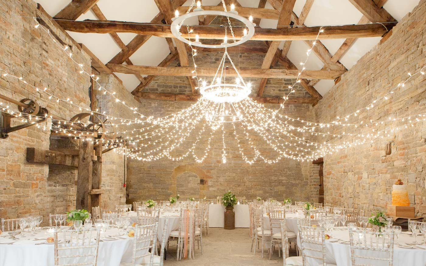 Almonry Barn Find Your Perfect Venue Wedding Venues Barn Wedding Venue Wedding Lights