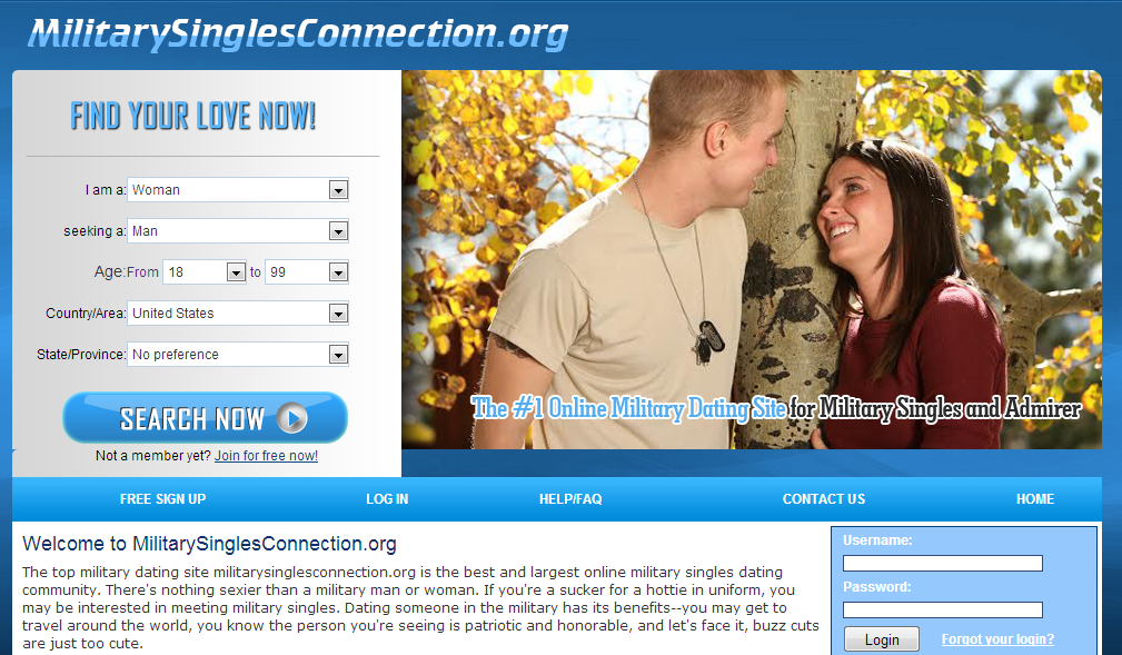 Free Dating Site For Military Singles