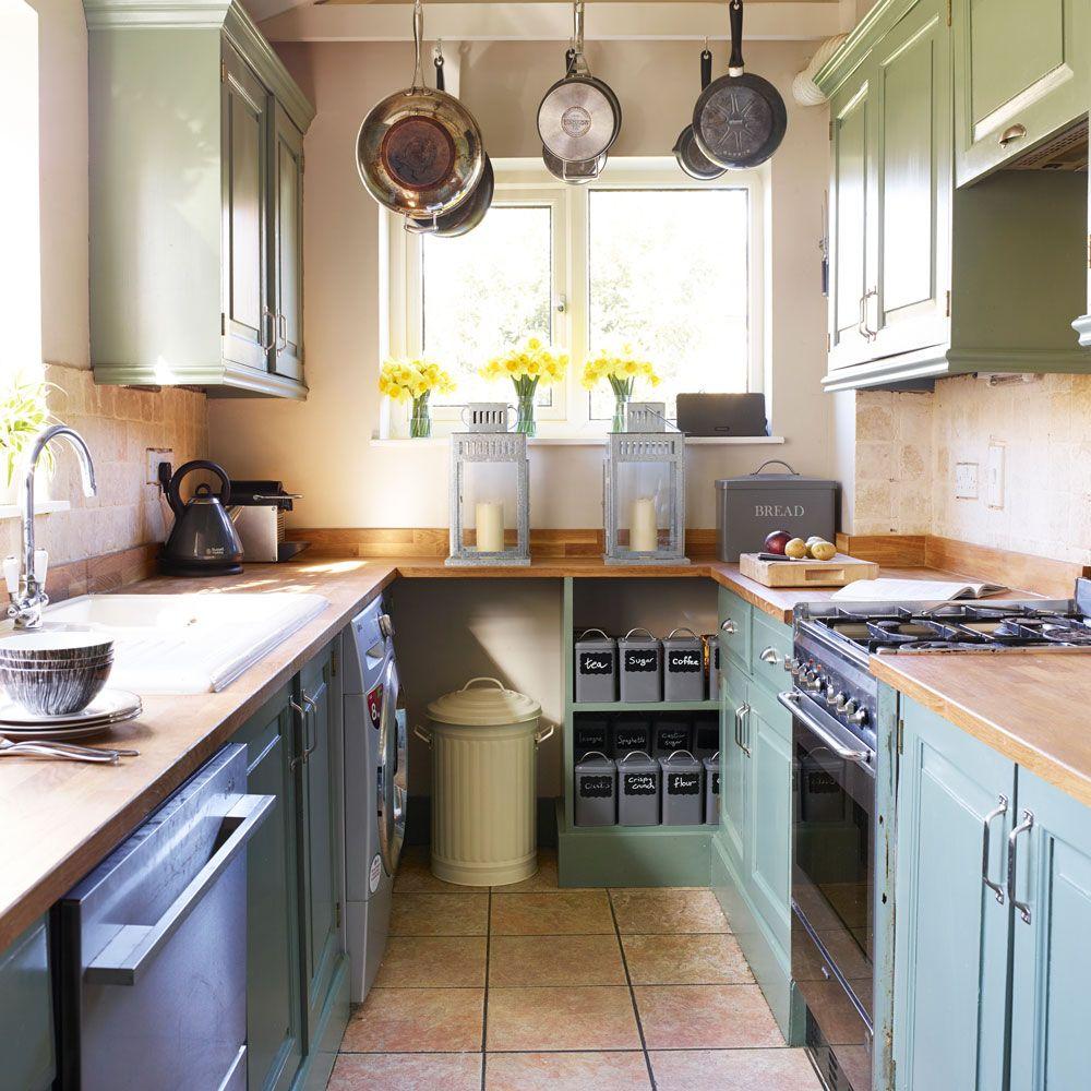 Small Galley Kitchen Ideas Design Inspiration: Kitchen Ideas, Designs And Inspiration In 2020