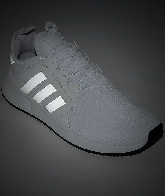 706d1b155338 adidas Xplorer White Reflective Shoes in 2019