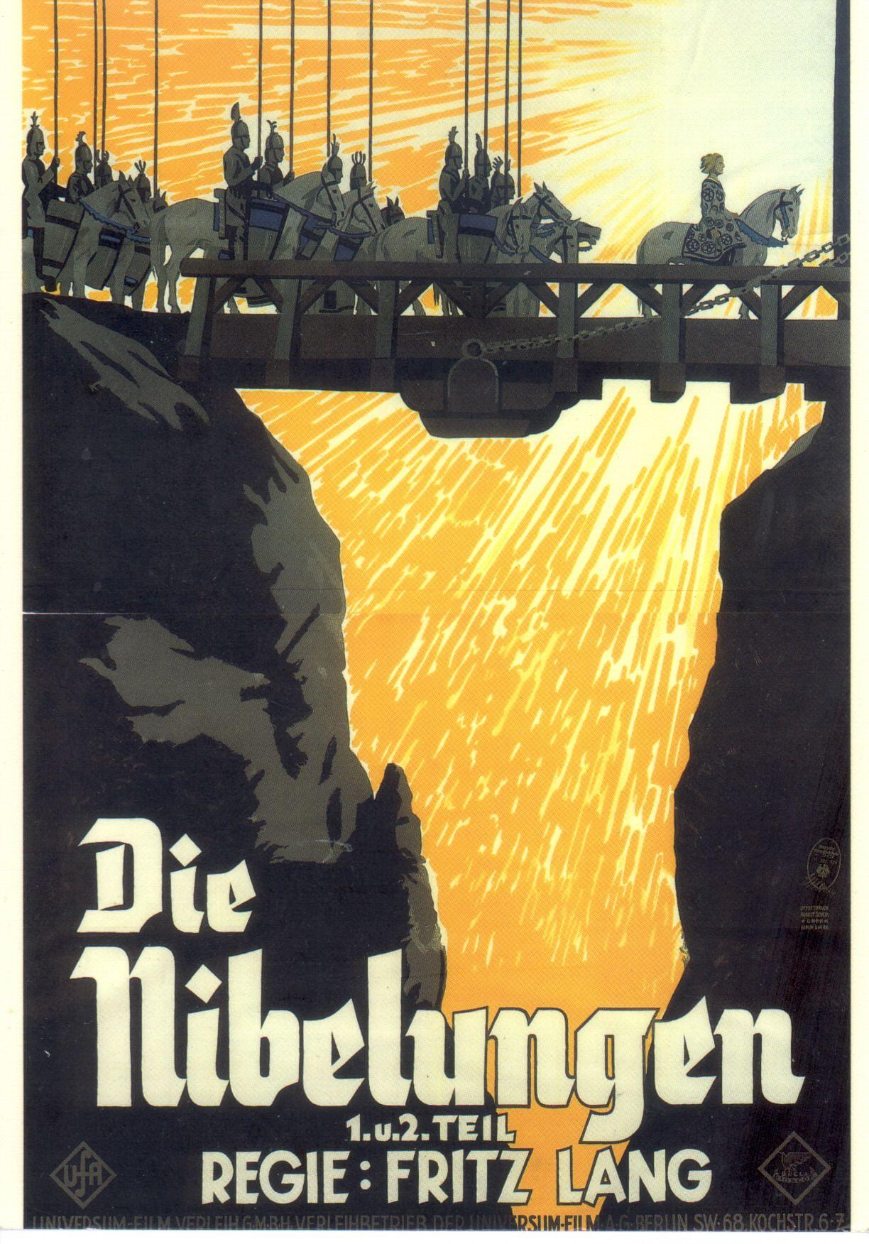 Die Niebelungen Film