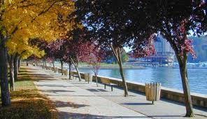 Fall Beauty in Coeur d'Alene