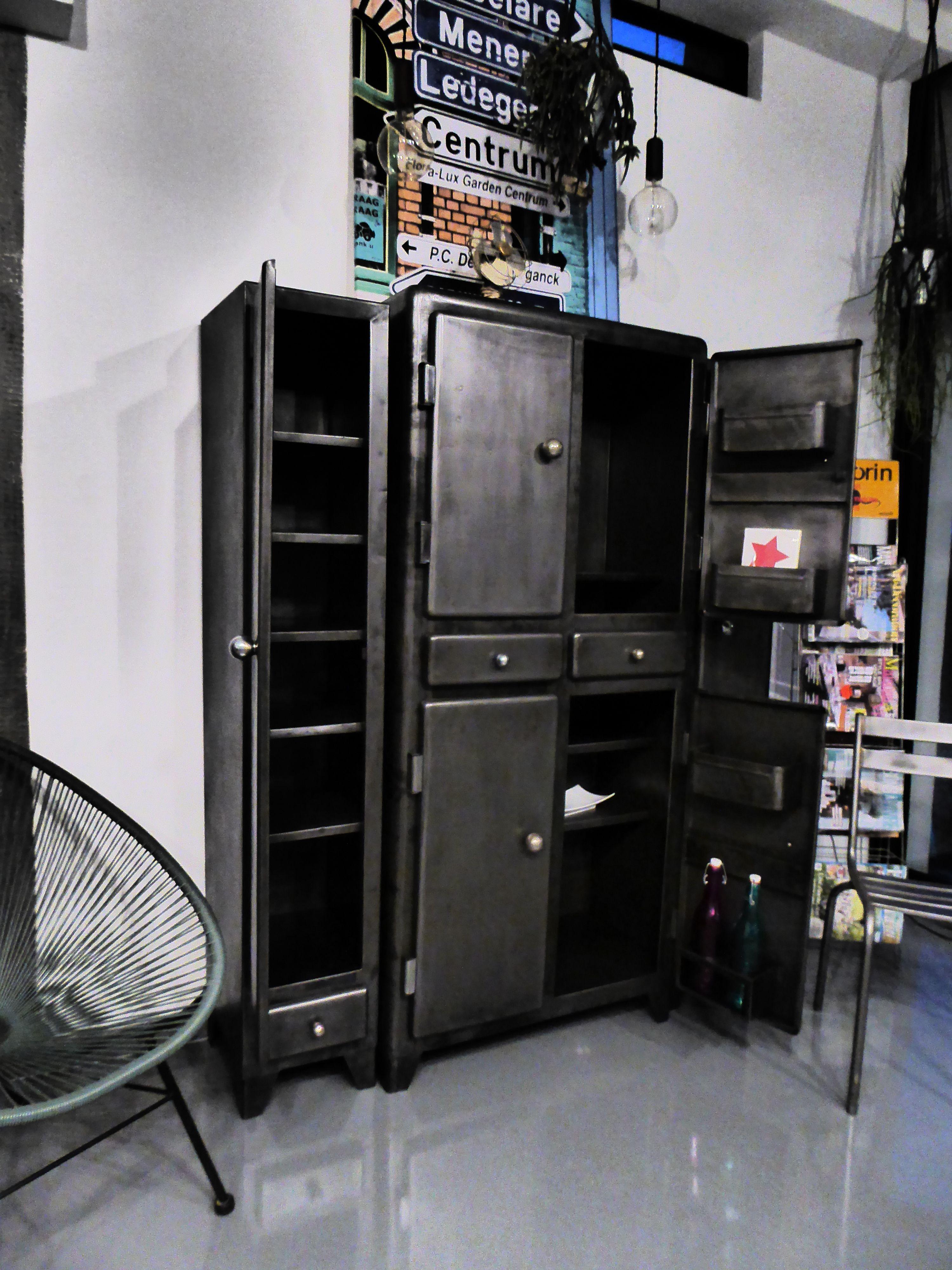 Meuble ann es 50 de cuisine vous propose ce meuble ancien restaur des - Meuble ancien restaure ...