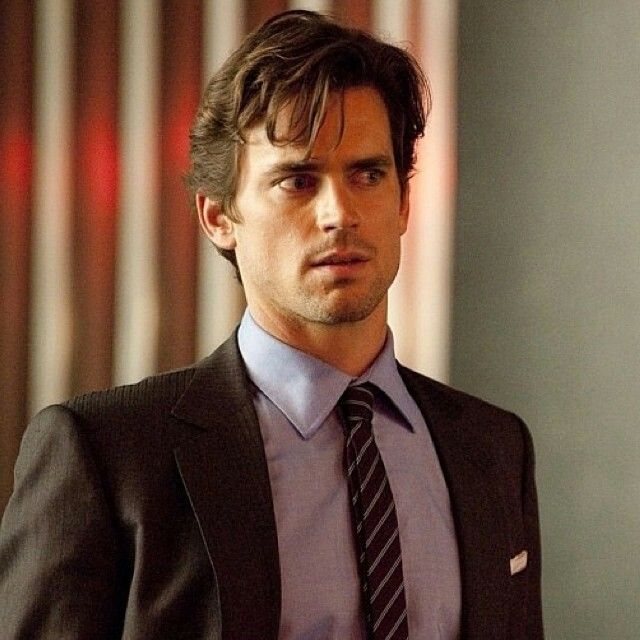 Tousled Hair And Debonair Neal Caffrey Christian Grey Matt Bomer Matt Bomer Matt Bomer White Collar