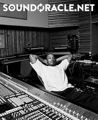 Dr Dre - Successful American music producer #SoundOracle www