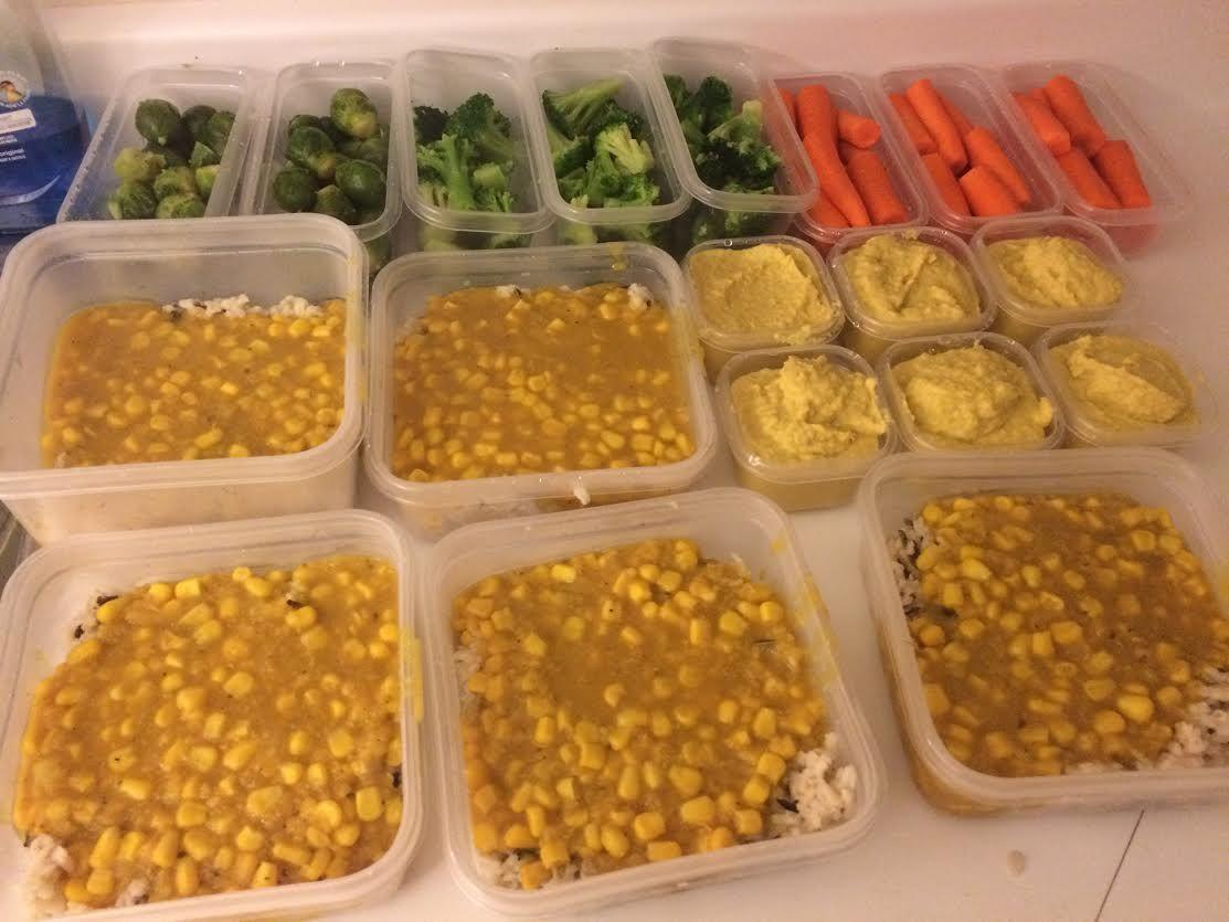 Vegan Meal Prep - Imgur