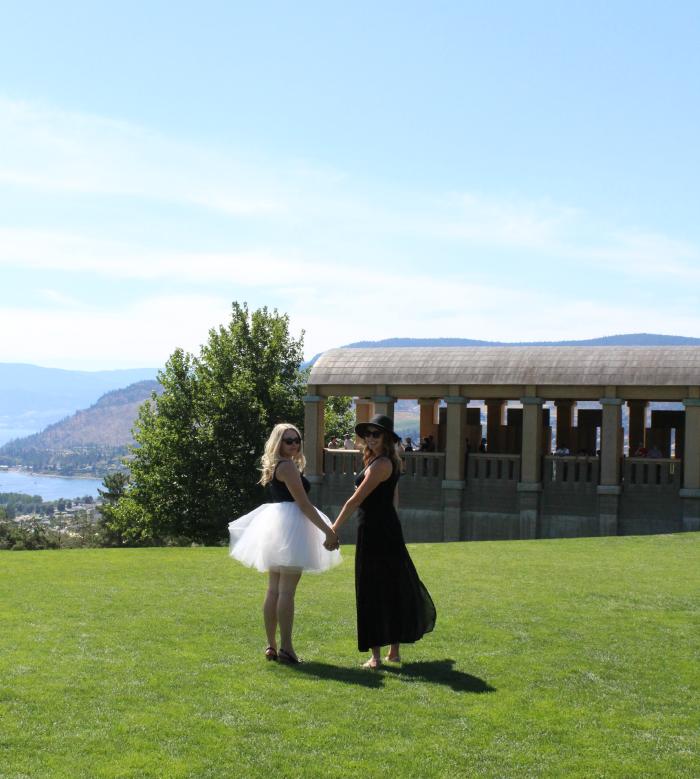 Jennifer's Okanagan, British Columbia Bachelorette Party