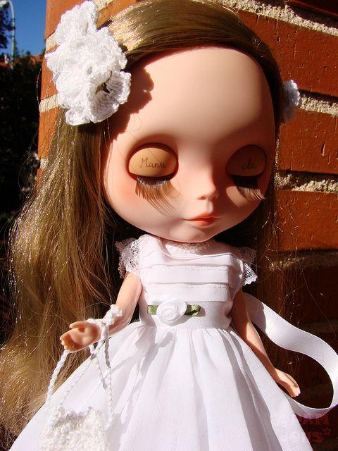 Manuela by ♥PAM♥dolls♥, via Flickr